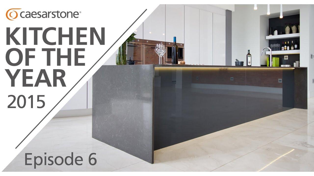 Caesarstone Kitchen of the Year 2015 Episode 6 - YouTube
