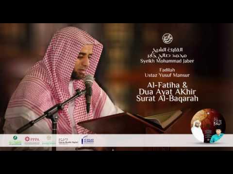 INILAH AYAT PALING AGUNG DI SURAT ALBAQARAH oleh Ust Yusuf Mansyur dan Syekh Mohammad Jaber