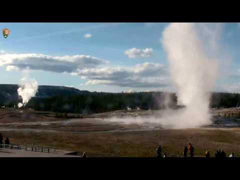 Chemtrails! Big Geysers! Live+Static Cams [TL]@Yellowstone May 3-18