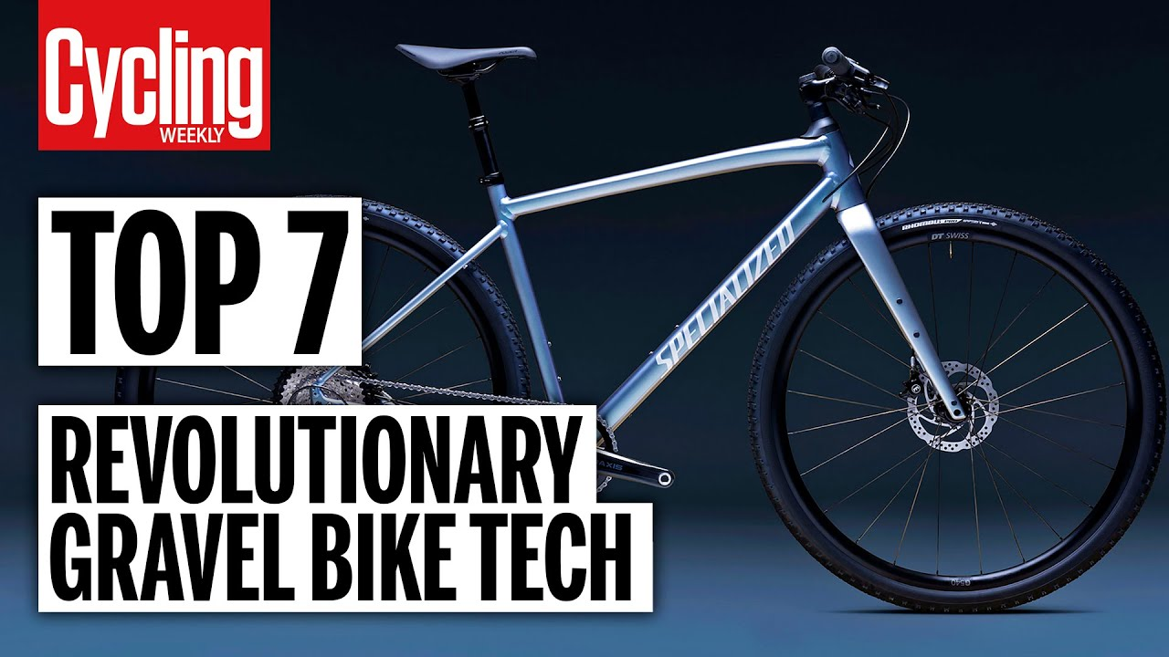 7 Revolutionary Bits Of Tech That Will Change Gravel Riding Forever | Cycling Weekly
