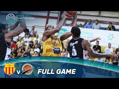 Keravnos (CYP) v Avtodor Saratov (RUS) - Live 🔴  - Basketball Champions League 17-18