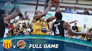 Keravnos (CYP) v Avtodor Saratov (RUS) - Live 🔴  - Basketball Champions League 17-18 thumbnail