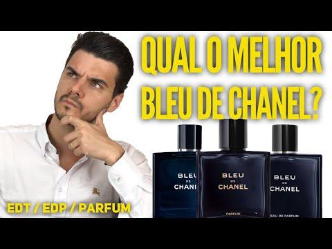QUAL O MELHOR PERFUME BLEU DE CHANEL ? EDT | EDP | PARFUM