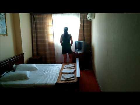 Переезд из одного отеля в другой. Одесса