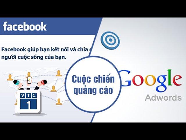"""[VTC1 – Tin tức] Facebook và Google """"hốt"""" quảng cáo ở Việt Nam"""
