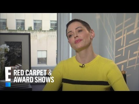 """Rose McGowan Reflects on Most Powerful Scenes in """"CITIZEN ROSE""""   E! Live from the Red Carpet"""