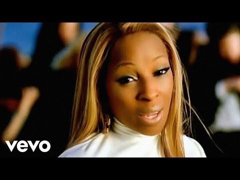 Mary J Blige  We Ride I See The Future