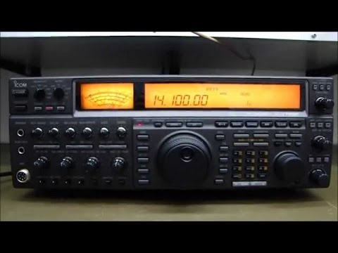 ALPHA TELECOM: ICOM IC-775DSP MEGA REVISÃO PÓS COMPRA
