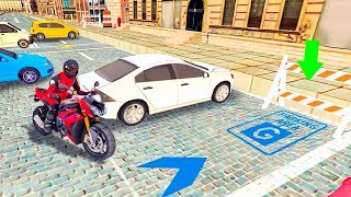 Xtreme Heavy Bike Parking Champion - Gameplay Android free games