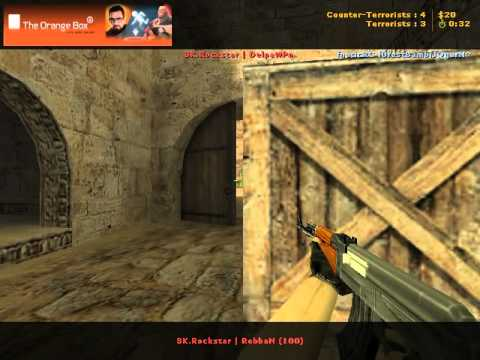 GeT_RiGhT Vs. Fnatic @Intel Challenge By IO PART 1 (dust2)
