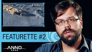 Anno 2205 Featurette #2 – Modular Systems and the Crisis Sector [US]