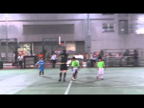 2013/8/22 Summer Cup U8 Soccer Competition Kitchee vs Tai Po - Part 1 of 4
