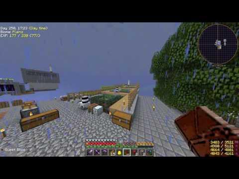 """Minecraft HQM """"Project Ozone"""" #40 - Ponowne zabawy RFtools"""