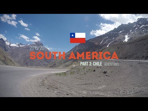 Chile | South America Backpacking | Part 3