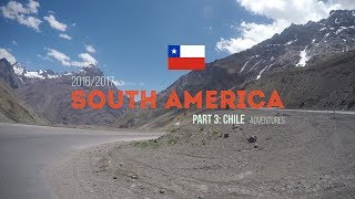 Chile | South America Backpacking (2016)