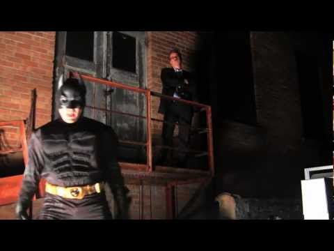 If I Was Your Batman OFFICIAL MUSIC VIDEO Parody