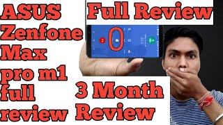 Asus Zenfone Max pro M1 full Review After 3 months usage #asuszenfonemaxpromfullreview #3monthreview