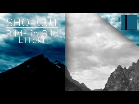 SHOTCUT │Bild- in Bild EFFEKT │ (German/Deutsch)