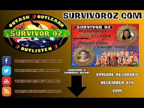 Survivor Oz - Jonathan Penner & Benjamin 'Coach' Wade San Juan Del Sur Episode 11 & 12 Recap