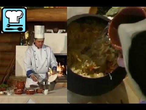 Документальный проект. Тайны русской кухни (06.03.2015) HD