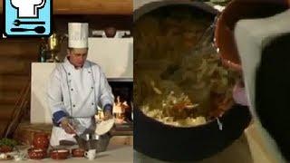 Щи уральские. Как приготовить традиционный суп в чугунке? Русская кухня. Рецепт ТВ