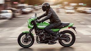 Kawasaki Z900RS - jazdy testowe, Hiszpania, Barcelona, przegląd materiałów - livestream