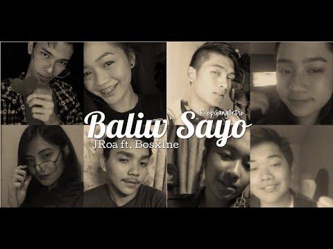 Baliw Sayo - JRoa ft. Bosx1ne [RepGangOrDie Musical.ly Cover]