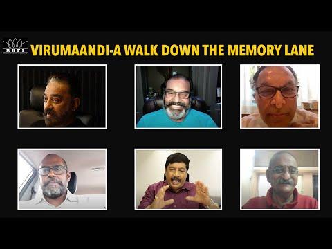 Virumaandi Making Video Amazon Prime  | #17YearsofVirumaandi