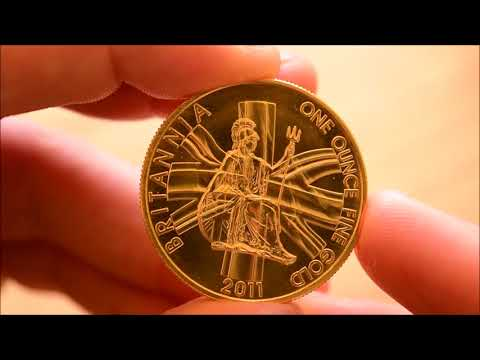 1 oz Gold Britannia - In Focus Friday - Episode 89!