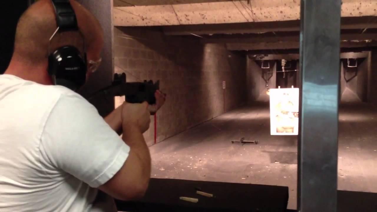 The bullet hole omaha