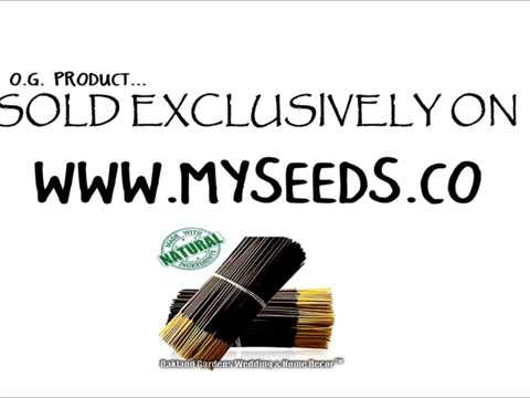 WOODLAND BERRY Incense - Natural Premium Incense By Oakland Gardens
