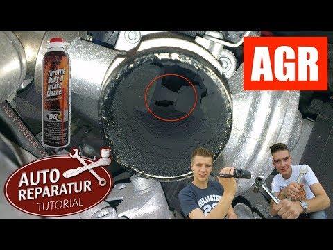 AGR-Ventil reinigen | sauber machen u. Verkokungen entfernen (EGR)| DIY Tutorial