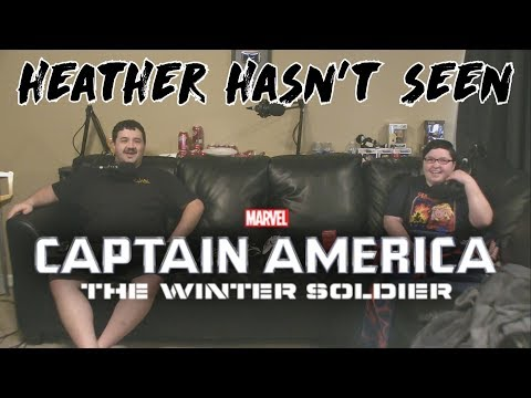 Captain America: The Winter Soldier - Heather Hasn't Seen