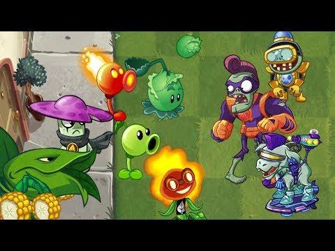 Plants vs Zombies Garden Warfare 2 Getting Trouble in Zombopolis DLC ...
