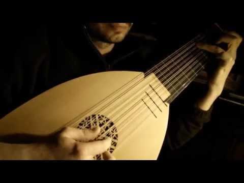 METALLICA: Nothing else matters (Renaissance lute) | Live recording
