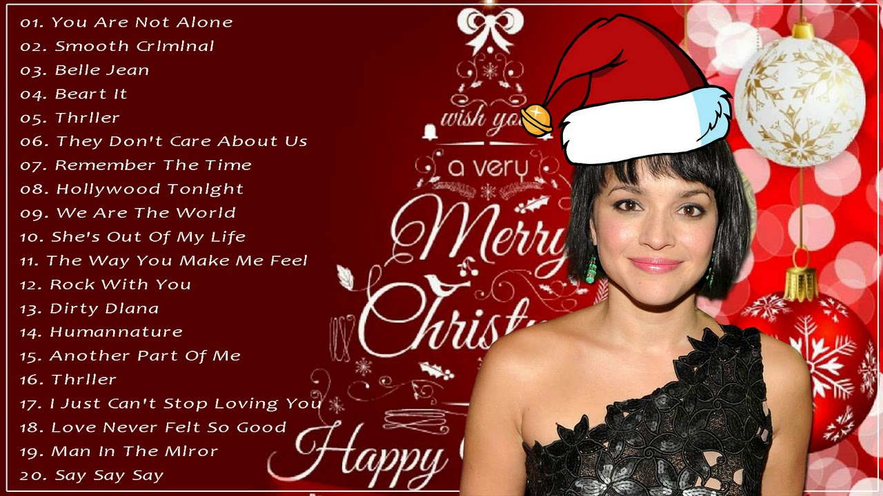 Norah Jones Christmas Songs 2019 - Norah Jones Full Album Christmas ...