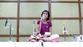 aap ki nazaron ne samjha - Antara Bhattacharya - Kaberi Roy Music Festival 2014