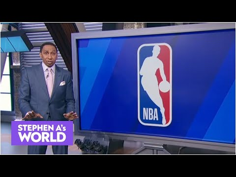Stephen A's bold take on NBA ratings | Stephen A's World