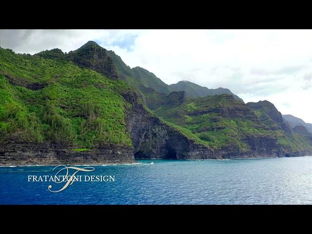 HAWAII MANSION: Fratantoni Design
