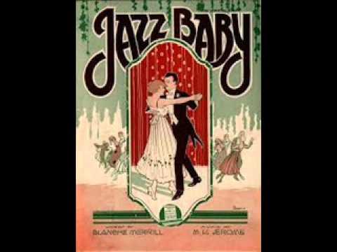 Marion Harris - Jazz Baby 1919 Vaudeville Songs