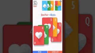 Hướng dẫn chơi Politaire, một trong 10 game của năm do Apple lựa chọn
