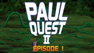 Paul Quest II - Ep01 - Monkey Trouble [Space Quest 2 Let's Play]