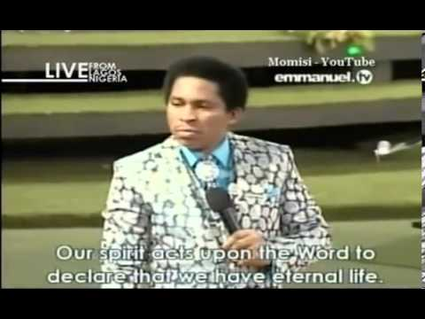 Wise Man Daniel: The Need for Christ's Enablement, Emmanuel TV, SCOAN Prophet TB Joshua