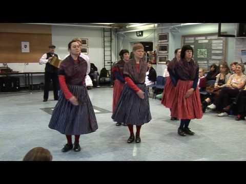 Camden Clog dancing