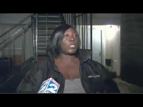 Kapooya Michelle Clark FULL INTERVIEW Hail Storm in Texas