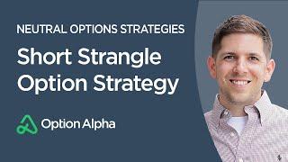 Short Strangle Option Strategy