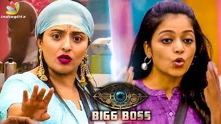 Mumtaj Burst Out in Anger | Bigg Boss 2 Tamil Day 3 | Janani Iyer, Thadi Balaji