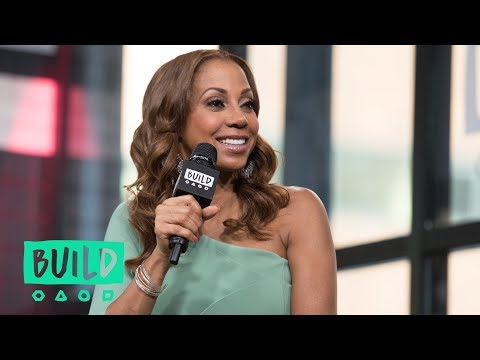 Holly Robinson Peete On Hallmark Channel's
