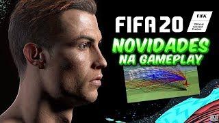 FIFA 20 - TODAS NOVIDADES E MUDANÇAS SOBRE JOGABILIDADE NO FIFA 20 *CONFIRMADAS* PELA EA