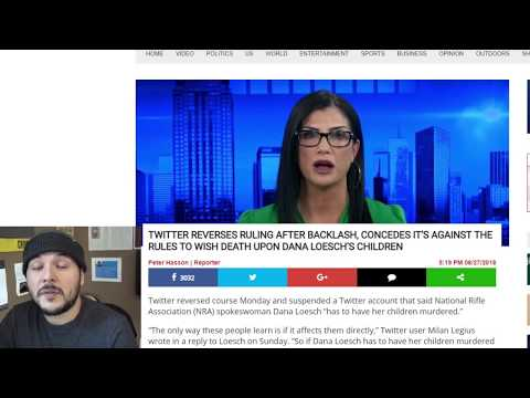 Dana Loesch's Family Threatened, Conservative Backlash Ensued